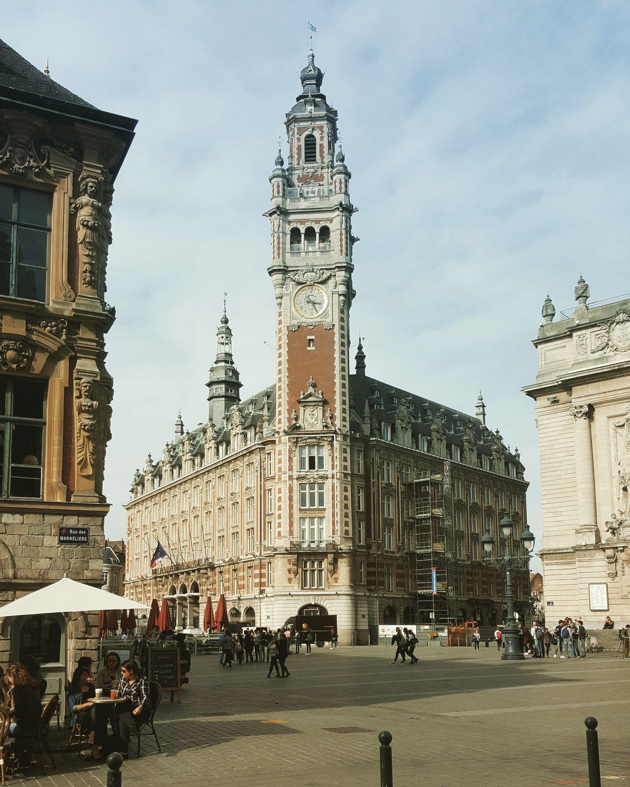 Séminaire annuel à Lille<