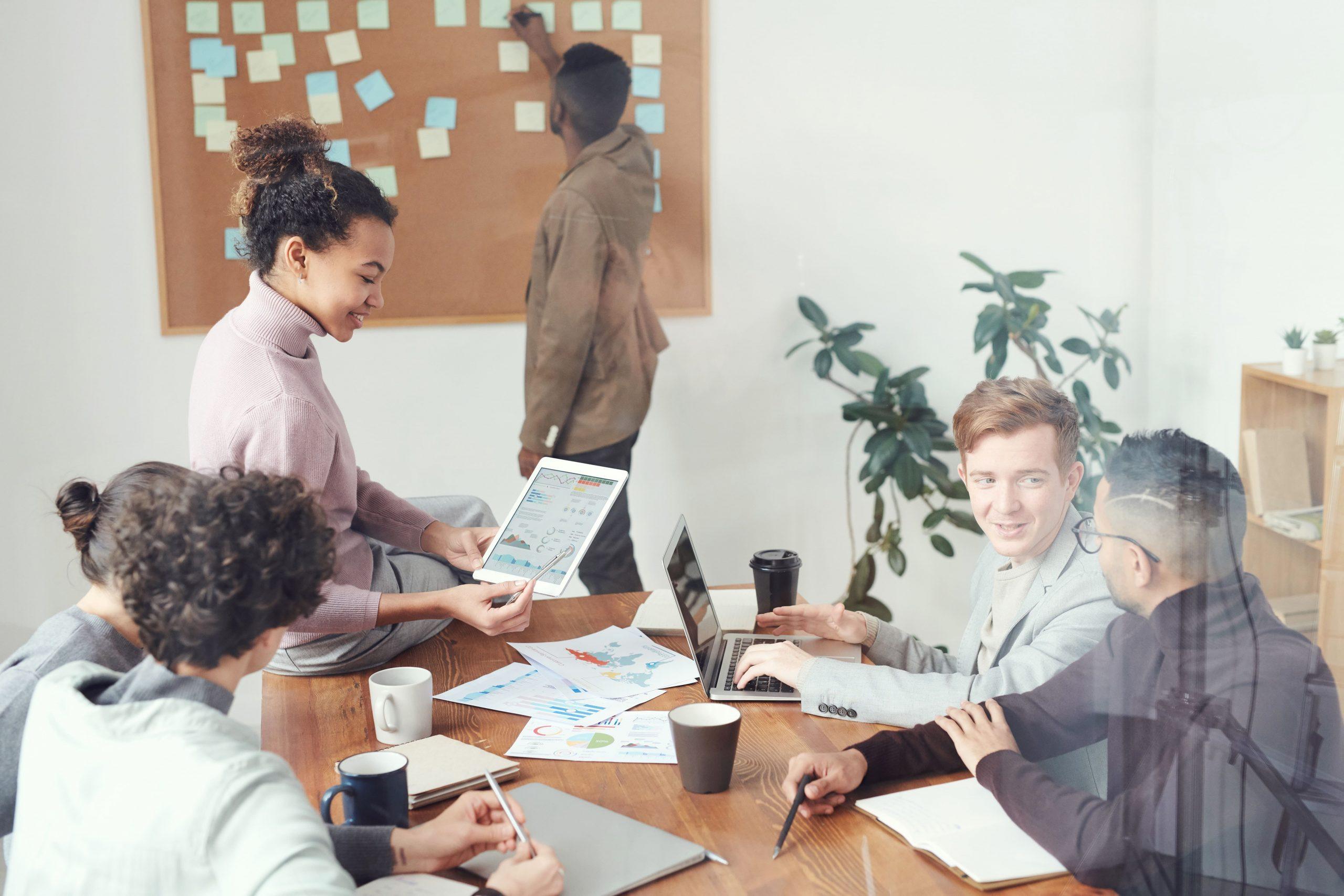 Bootcamp pour clôturer le groupe de réflexion sur le thème «Les entreprises face au nouvel écosystème des médias»<